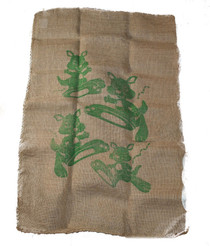 4 Burlap Bags Potato Sacks Race Event Fair School Carnival Fun Party Game