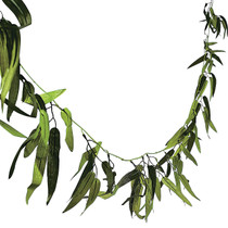 Polyester Bamboo Garland - 3 Pack