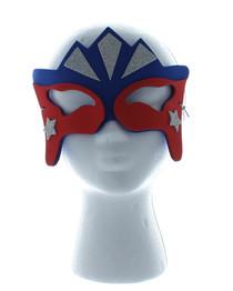 Foam Superhero Masks Set of 12 Assorted Styles Dress Up Party Favors