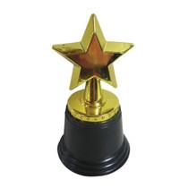 "12 Star Trophy 4"" Sports Award Party Favors Achievement Movie Night Oscars"