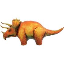 "43"" Northstar Triceratops XL Mylar Foil Balloon"