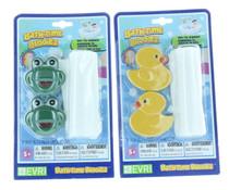Lot of 2 Frog Duck Bathtub Bath Time Buddiez Bath Toy Organizer Evri