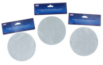 Lot of 3 Quality Jar Lid Grippers Non Slip Rubber Grip Pad Opener Kitchen