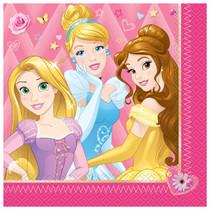 """Disney Princess Napkins Birthday Supplies Paper Goods  13"""" x 13"""""""
