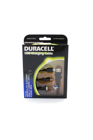 Duracell USB Charging Cable Cell Phone Smartphone Laptop PC Port Device Charger