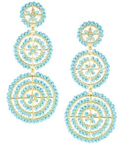 Greta - Turquoise