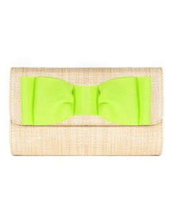 Avery - Key Lime Bow