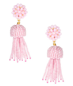 Mini Tassel - Cotton Candy