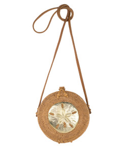 Lucy Canteen Bag - Sand Dollar
