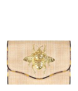 Sadie Clutch - Tortoise & Bee