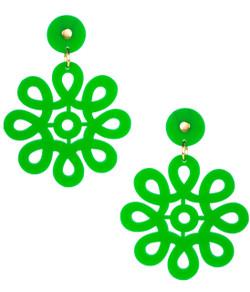 Cameran - Acrylic - Green