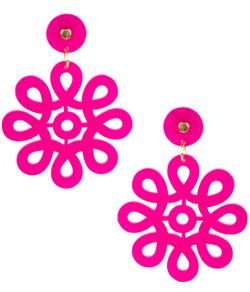 Cameran - Acrylic - Hot Pink