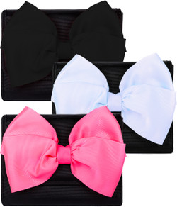 Eleanor - Grosgrain Bow