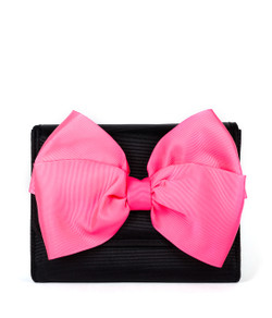 Eleanor - Hot Pink Bow