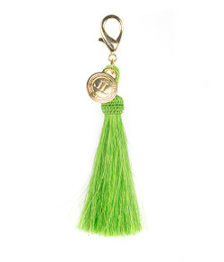 Horsehair Tassel - Single - Green