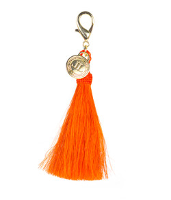 Horsehair Tassel - Single - Orange
