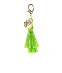 Horsehair Tassel - Small - Green