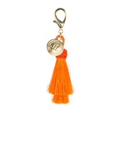 Horsehair Tassel - Small - Orange