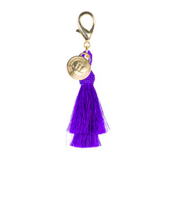 Horsehair Tassel - Small - Purple