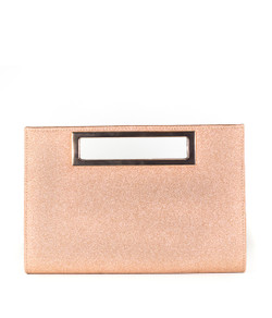 Chloe Clutch - Gold