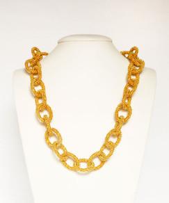 Ashley Necklace - Gold