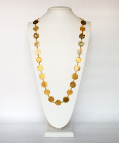 LL Coin Necklace
