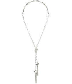 Tassel Chain - Silver