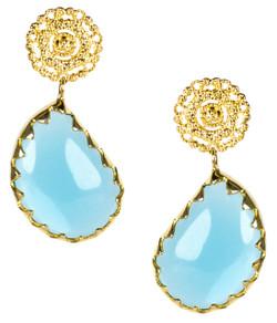 Grace - Blue & Gold