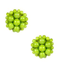 Button - Lime