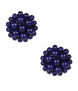Button - Navy