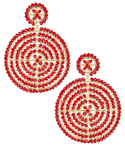 Disk - Czech Burgundy