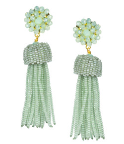 Tassel Earrings - Margarita