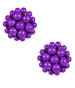 Button - Grape