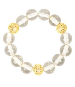 Beaded Bracelet - Clear
