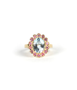 The Real McCoy - Pink Spinel