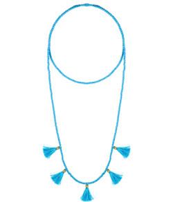 Lola Necklace - Turquoise
