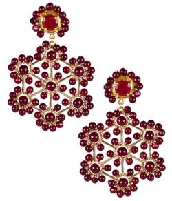 Vivi - Burgundy