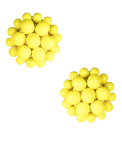 Button - Yellow