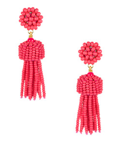 Mini Tassel - Miss Pink