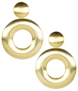 Gogo - Large - Brushed Gold