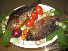 Dried Whole Tilapia