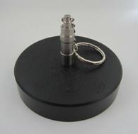 Mini Hybrid Titanium keyring