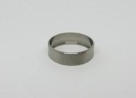 Titanium Beauty Ring straight