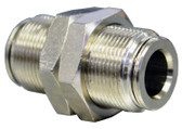 "3/8"" x 3/8"" PUSH CONNECT BULK HEAD UNION"
