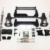"""2014 (2WD) 7"""" LIFT KIT W/ REAR SHOCKS 1/2 TON GM TRUCK"""