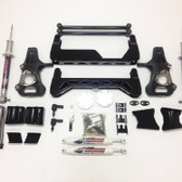 """2014 (4WD) 7"""" LIFT KIT W/ REAR SHOCKS 1/2 TON GM TRUCK"""