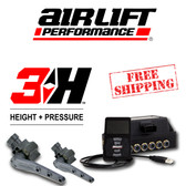AIR LIFT PERFORMANCE'S NEW 3H (HEIGHT) FREE SHIPPING!!!