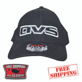 AVS HAT WITH PUFF STYLE  LOGO CURVED BILL