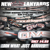 AVS LANYARDS BLACK