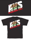 AVS CALI FLAG T-SHIRT